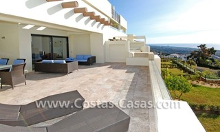 Modern luxury penthouse apartment for sale in Marbella 2