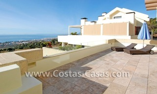 Modern luxury penthouse apartment for sale in Marbella 4