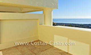 Modern luxury penthouse apartment for sale in Marbella 8