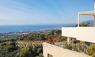 Modern luxury penthouse apartment for sale in Marbella 11