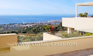 Modern luxury penthouse apartment for sale in Marbella 9