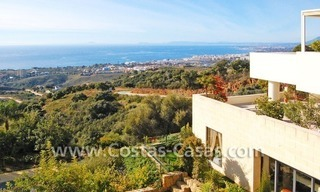 Modern luxury penthouse apartment for sale in Marbella 10