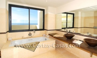 Modern luxury penthouse apartment for sale in Marbella 29