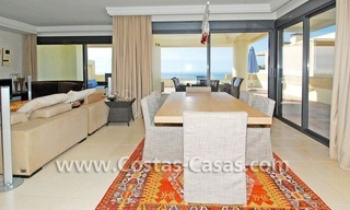 Modern luxury penthouse apartment for sale in Marbella 22