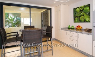 Modern luxury penthouse apartment for sale in Marbella 23