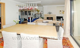 Modern luxury penthouse apartment for sale in Marbella 21