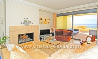 Modern luxury penthouse apartment for sale in Marbella 20