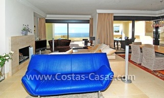 Modern luxury penthouse apartment for sale in Marbella 19