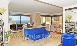 Modern luxury penthouse apartment for sale in Marbella 18