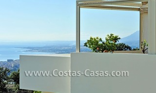 Modern luxury penthouse apartment for sale in Marbella 15