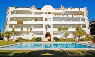 Beach front luxury penthouse apartment to buy in Puerto Banus – Marbella 20