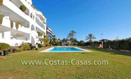 Beach front luxury penthouse apartment to buy in Puerto Banus – Marbella 21