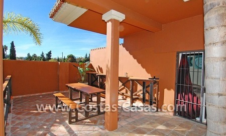 Bargain andalusian styled villa nearby the beach for sale in Marbella 5