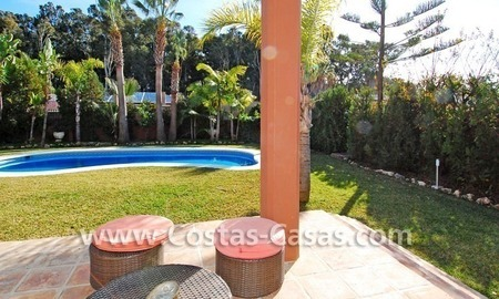 Bargain andalusian styled villa nearby the beach for sale in Marbella 4