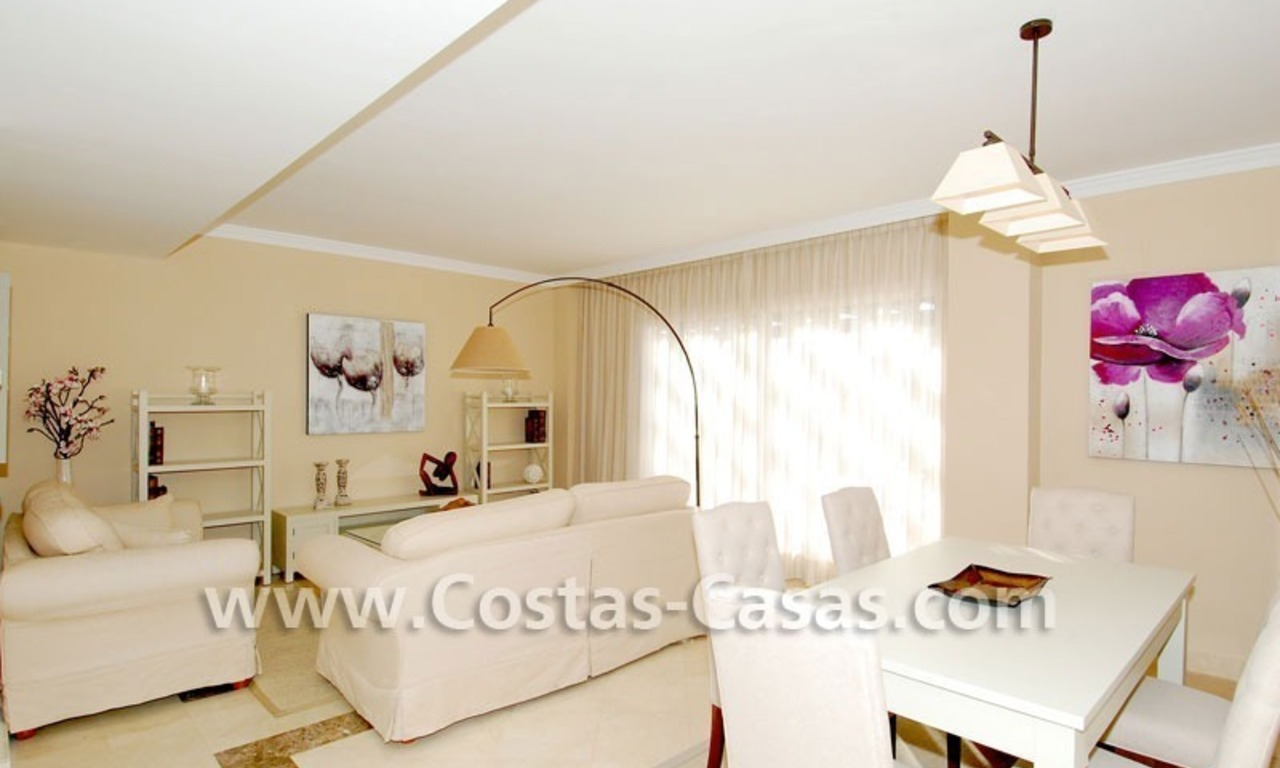 Cozy apartments and penthouses close to the beach to buy in Marbella 7