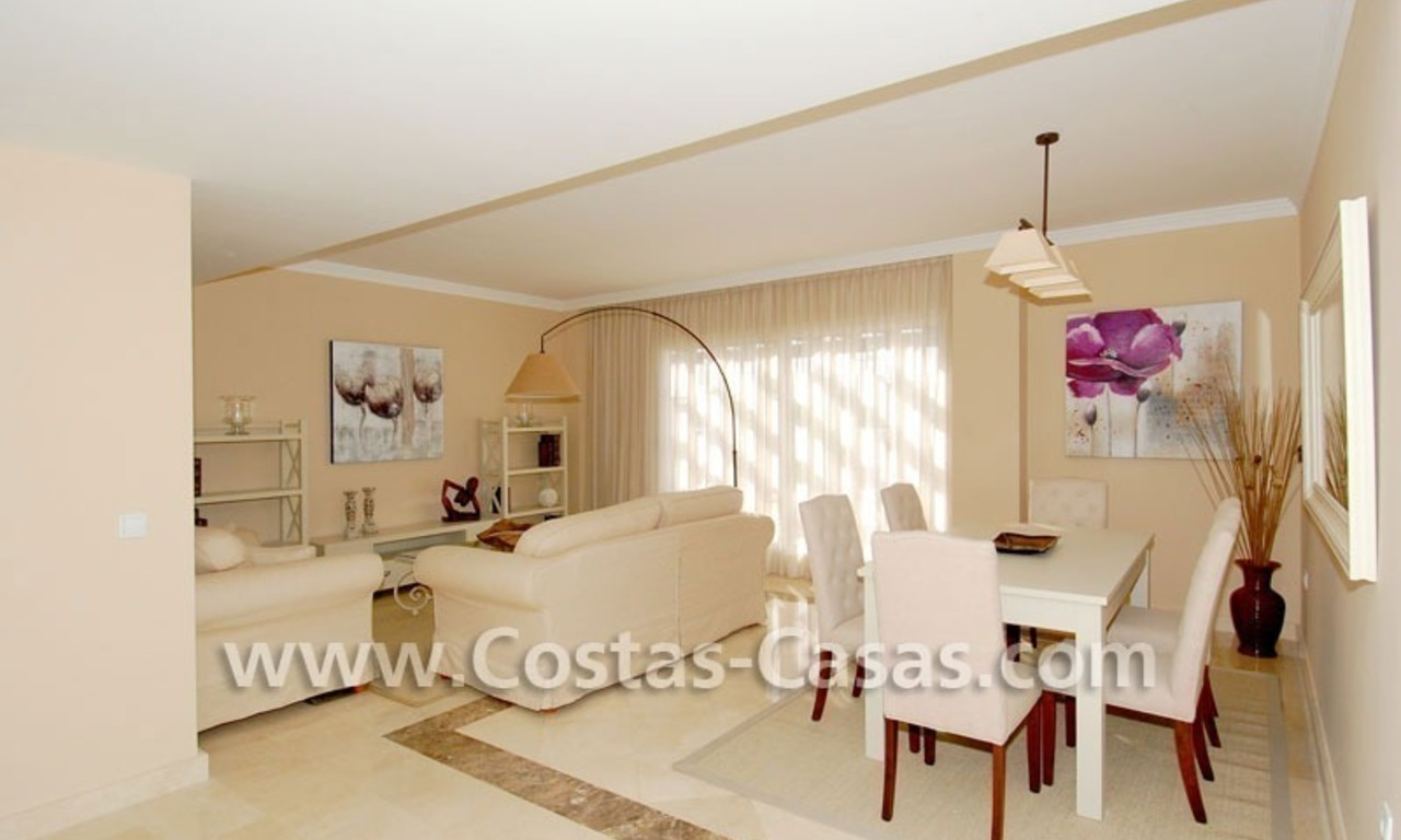 Cozy apartments and penthouses close to the beach to buy in Marbella 8