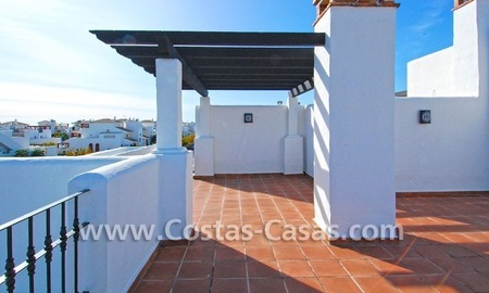 Bargain! Cozy apartments and penthouses close to the beach to buy in Marbella 2