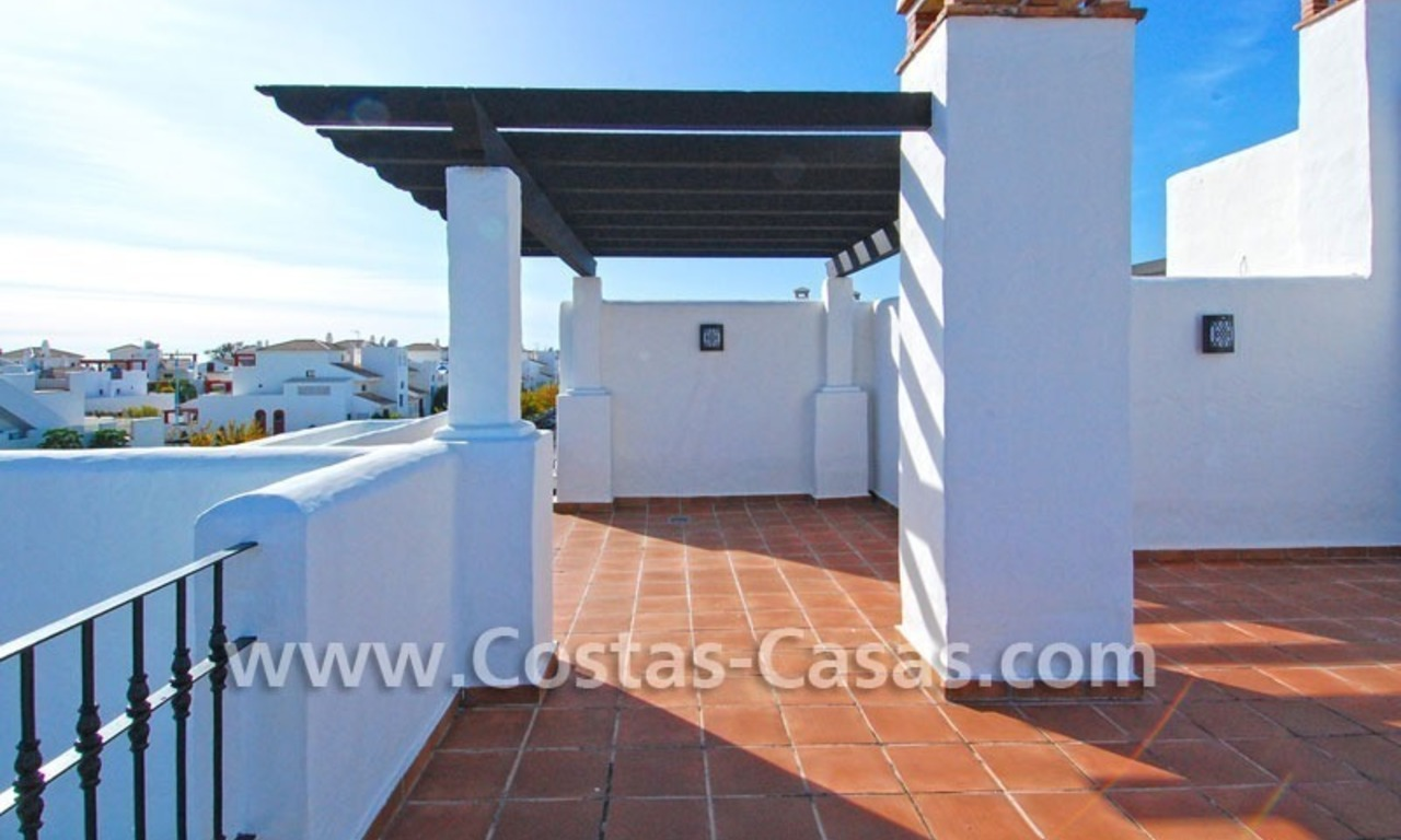 Cozy apartments and penthouses close to the beach to buy in Marbella 2