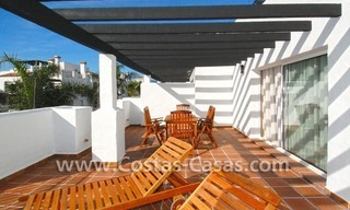 Cozy apartments and penthouses close to the beach to buy in Marbella 1