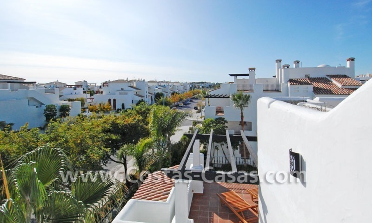 Cozy apartments and penthouses close to the beach to buy in Marbella 4