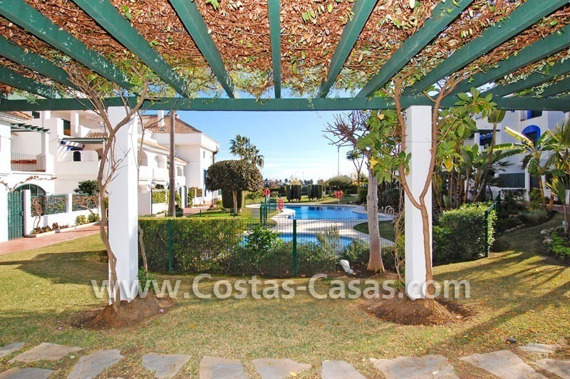 Bargain! Apartment to buy on beach side complex in Marbella
