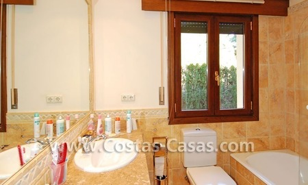 Andalusian style detached villa to buy in a golf resort, New Golden Mile - Marbella - Benahavis - Estepona 20