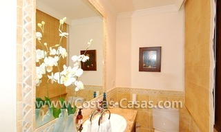 Andalusian style detached villa to buy in a golf resort, New Golden Mile - Marbella - Benahavis - Estepona 12