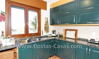 Andalusian style detached villa to buy in a golf resort, New Golden Mile - Marbella - Benahavis - Estepona 10