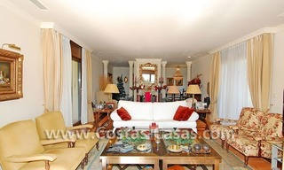Andalusian style detached villa to buy in a golf resort, New Golden Mile - Marbella - Benahavis - Estepona 6