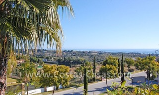 Andalusian style detached villa to buy in a golf resort, New Golden Mile - Marbella - Benahavis - Estepona 3