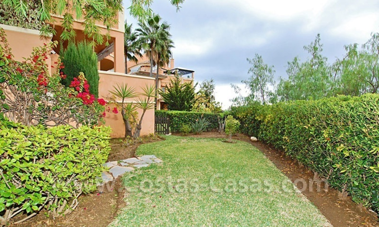 Corner unit townhouse for sale in Nueva Andalucía – Marbella 1