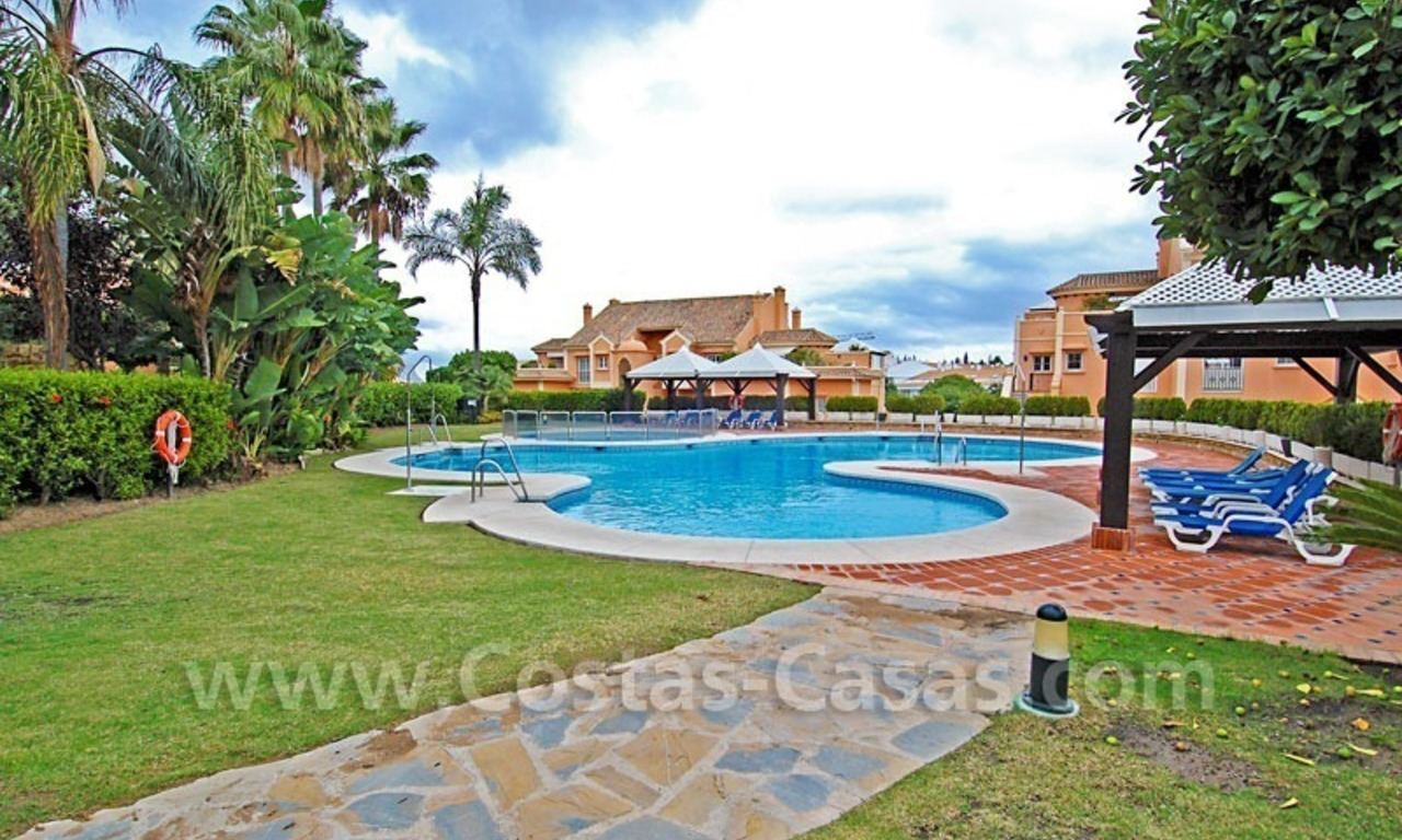 Corner unit townhouse for sale in Nueva Andalucía – Marbella 2
