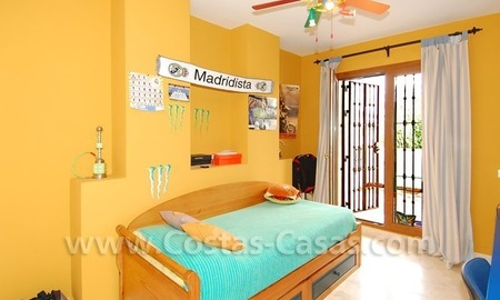 Spacious townhouse for sale in Estepona – Marbella 13