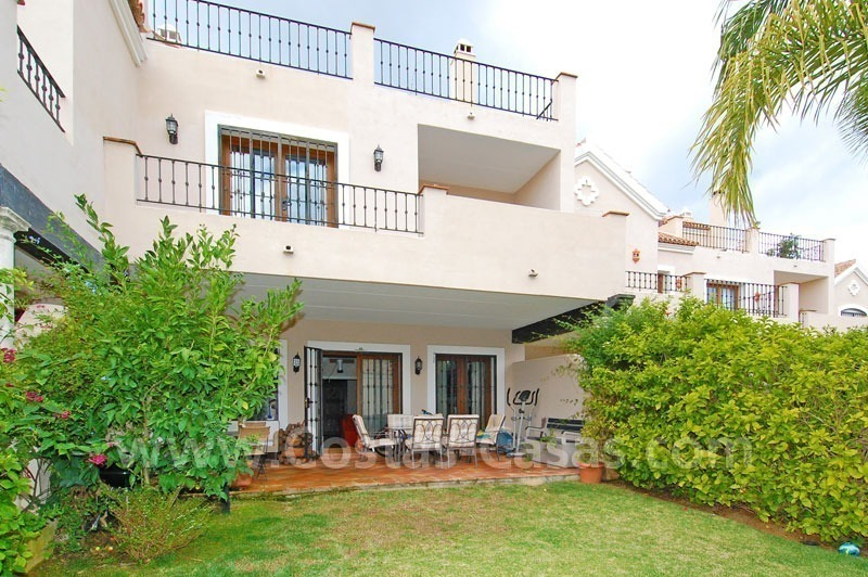 Spacious townhouse for sale in Estepona – Marbella