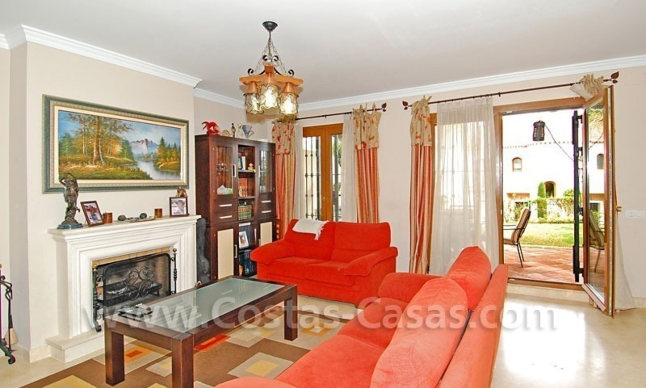 Spacious townhouse for sale in Estepona – Marbella 7