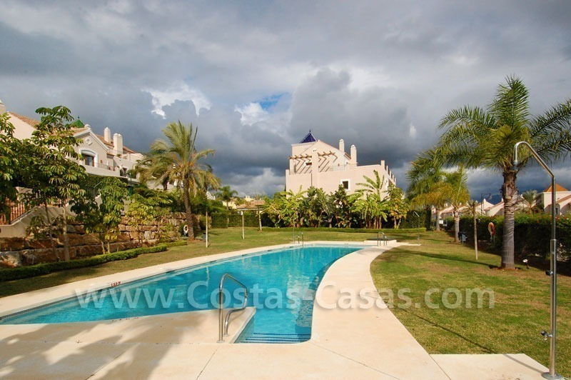 Spacious townhouse for sale in Estepona – Marbella 6