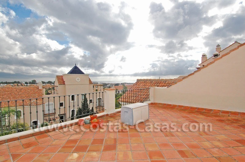 Spacious townhouse for sale in Estepona – Marbella 2