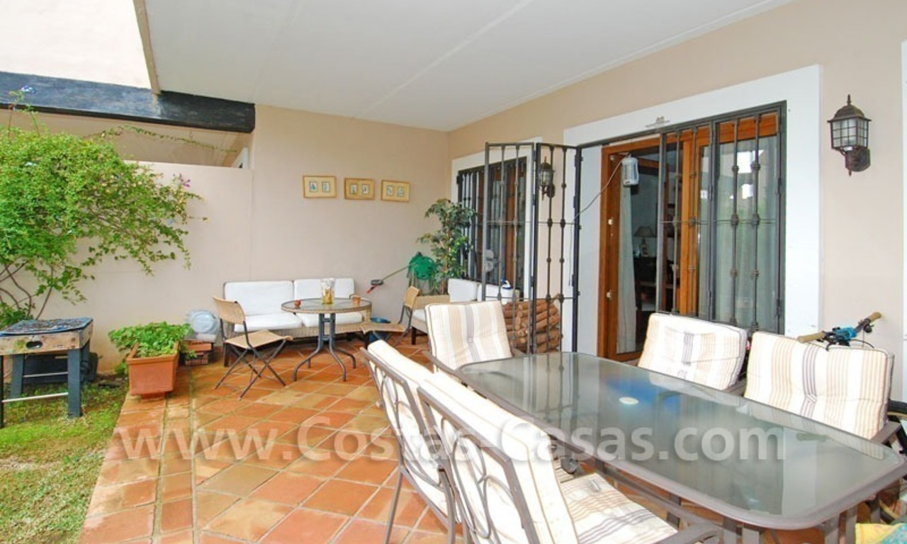 Spacious townhouse for sale in Estepona – Marbella 1