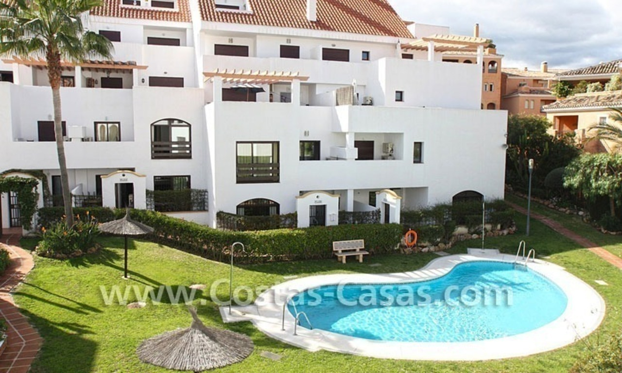 Bargain apartment for sale in Nueva Andalucía – Marbella 0