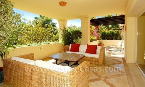 Spacious luxury double apartment for sale in Nueva Andalucia, Marbella