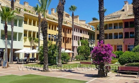 Bargain Luxury frontline golf and first line beach apartments for sale at the Costa del Sol 28