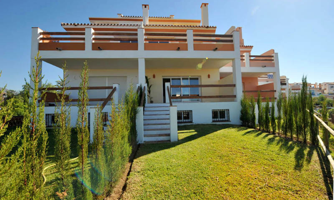 Townhouse, semi detached house for sale - Marbella 3