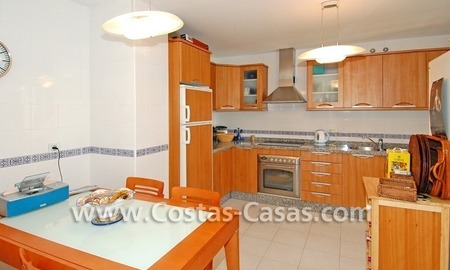 Bargain apartment to buy on beachfront complex in Marbella 4