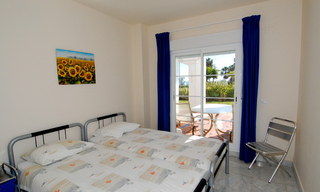 Cozy ground-floor apartment for sale on beachfront complex in Marbella 8