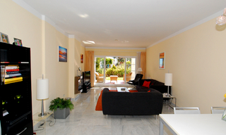 Cozy ground-floor apartment for sale on beachfront complex in Marbella 4