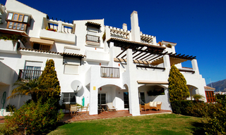 Cozy ground-floor apartment for sale on beachfront complex in Marbella 1