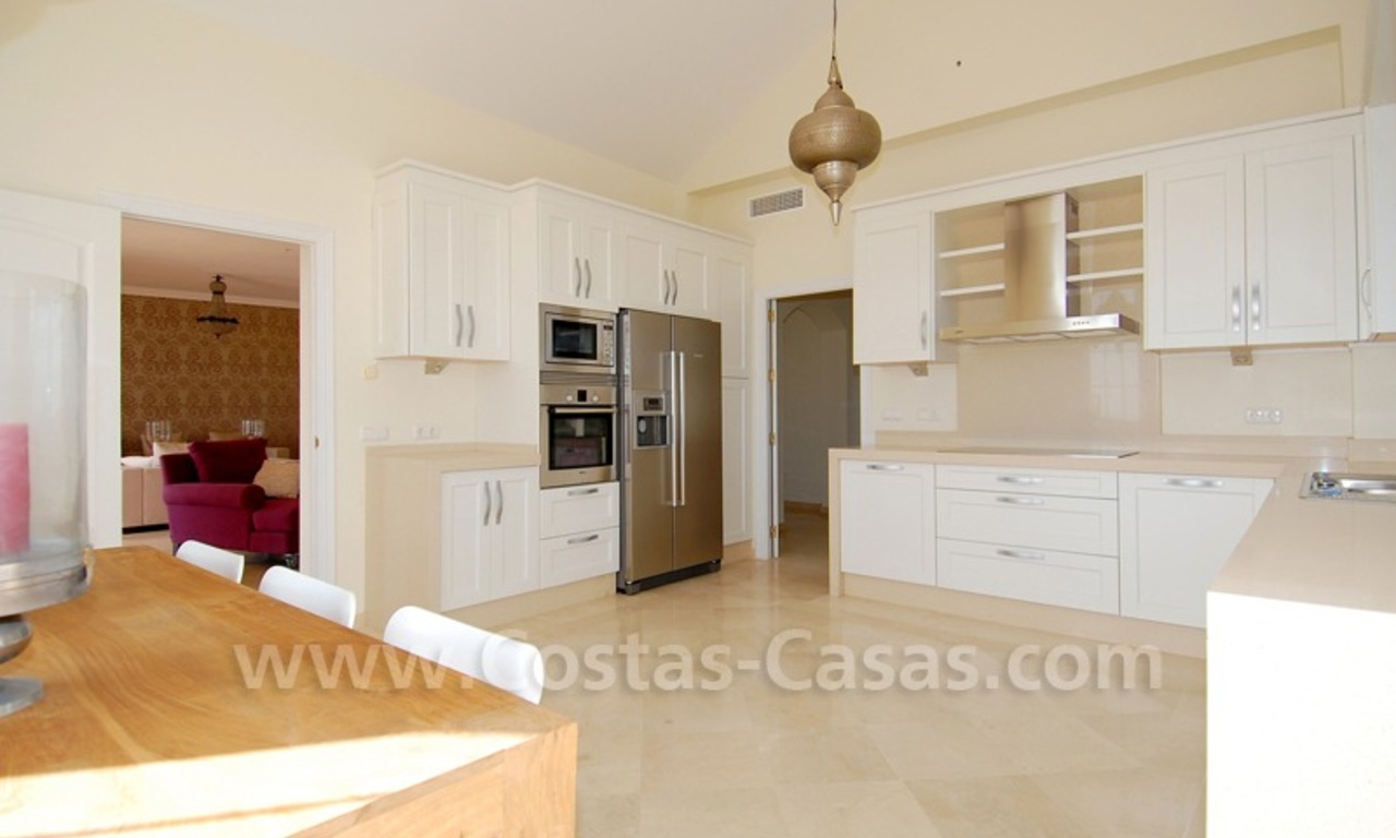New villa for sale in gated community - Marbella - Benahavis 20
