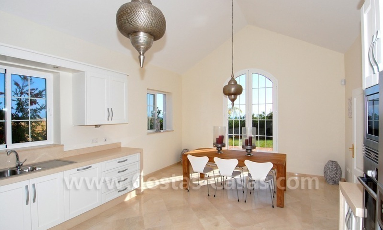 New villa for sale in gated community - Marbella - Benahavis 17