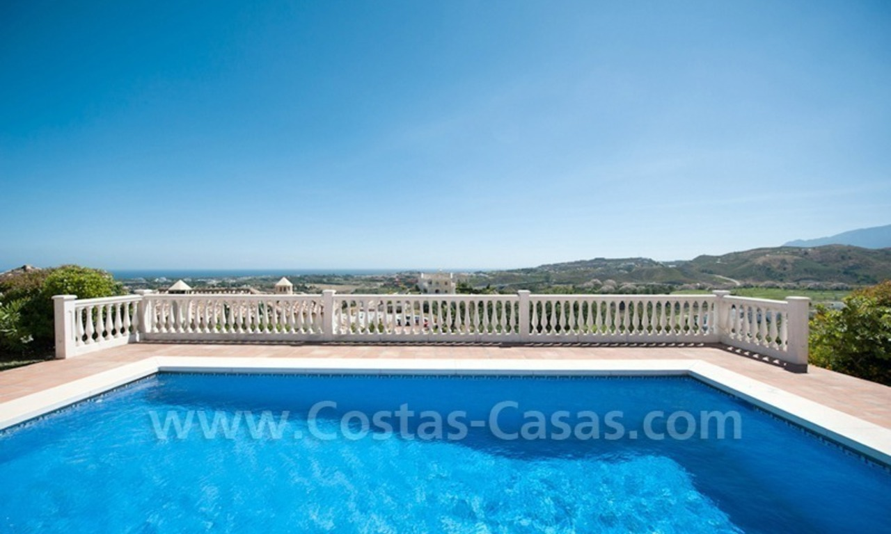 New villa for sale in gated community - Marbella - Benahavis 5