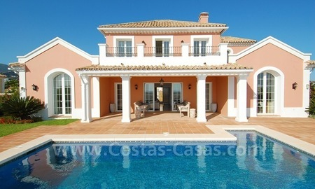New villa for sale in gated community - Marbella - Benahavis 2